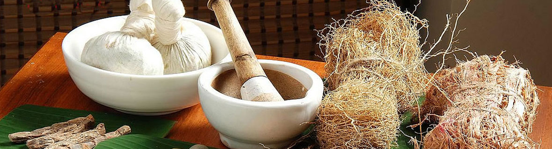 kerala ayurvedic treatment herbs