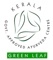 kerala ayurveda centre green leaf