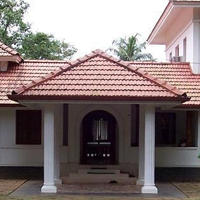 ayurvedic centre in kerala entrance